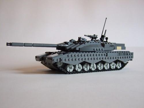 Kodiak 2T6 Main Battle Tank