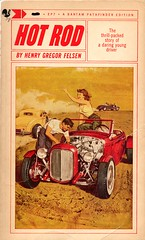 Hot Rod (Biff Bang Pow) Tags: vintage teens retro paperback teen hotrod pulp jd pbo