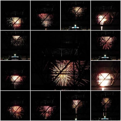 Fireworks July 4, 2008