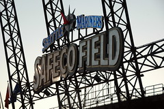 Safeco Field (Phil Eager) Tags: seattle baseball mariners safeco