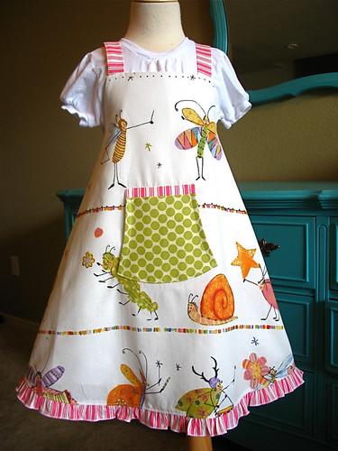 Euro bug dress