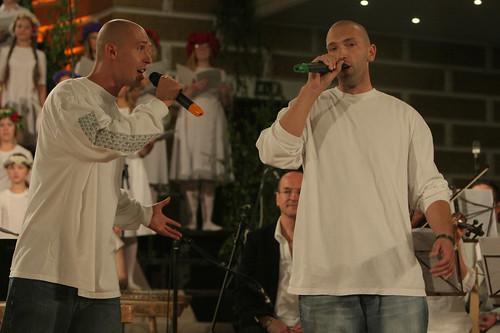 Ilmārs Znotiņš, Dziesmu svētku birojs