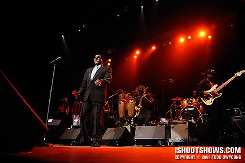 Al Green @ the Fox Theatre -- 2008.07.13