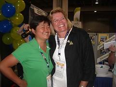 Michele and Kim