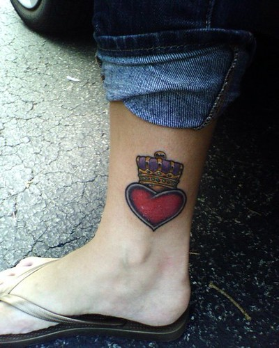 Claddagh Tattoo Designs The enduring symbol of Irish affection, the Claddagh
