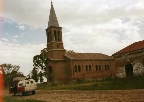 Iglesia de Larramendy