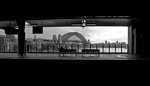 Harbour at Circular Quay
