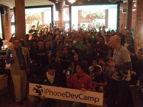 iPhone Dev group photo