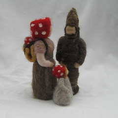 felted family (haddy2dogs) Tags: toy waldorf etsy naturalkids nfest