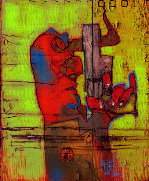 HellBoy  Version 5
