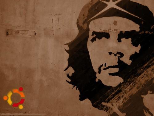 che guevara wallpaper. Ubuntu Ernesto Che Guevara