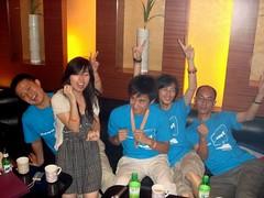 Simms in Beijing: Karaoke Stars