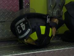 Firefighter's Helmet (firefighterstringer) Tags: helmet firefighter ibeauty