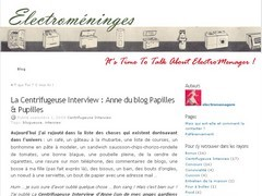 Centrifugeuse Interview