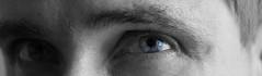 Soul mirror (xo-mox) Tags: blue eyes blueeyes yeux regard yeuxbleus eyescutout xomox