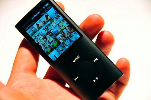 Foto Real Nuevo iPod Nano 4th Generation