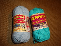 Bernat Cotton Yarn