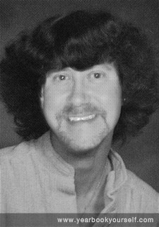 Leif's 1984 Yearbook Photo