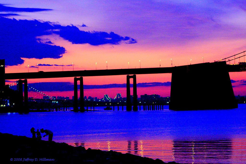 Throgs Neck, Whitestone & George Washington Bridge