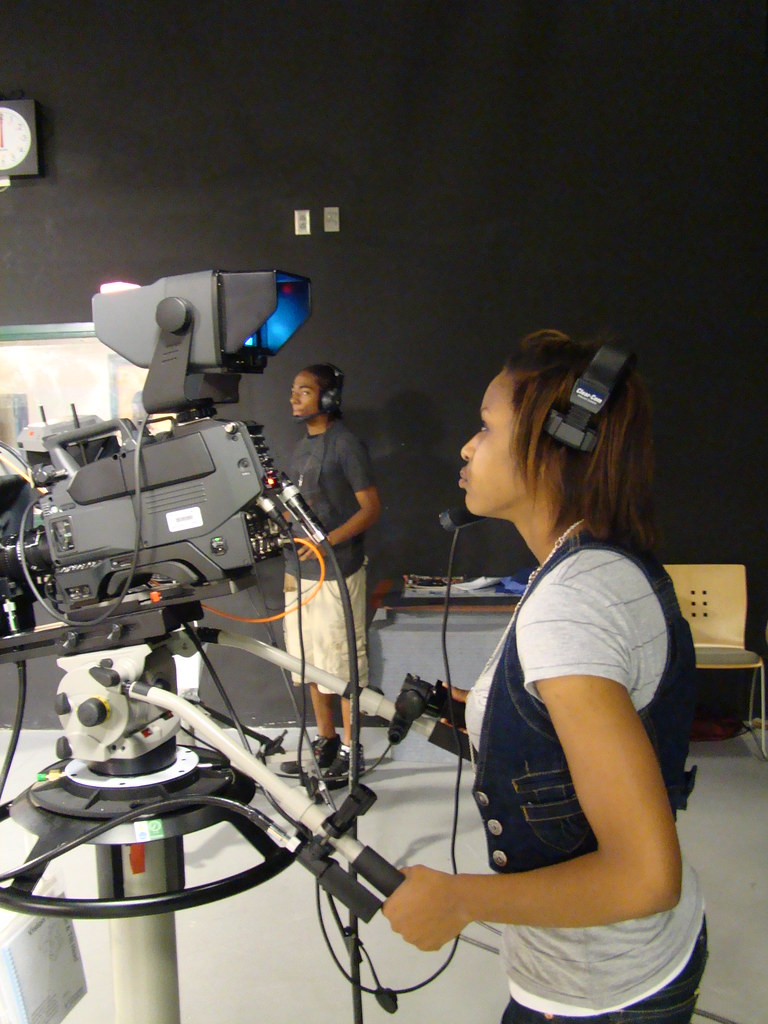 P&G - TV Taping - Camera Operator