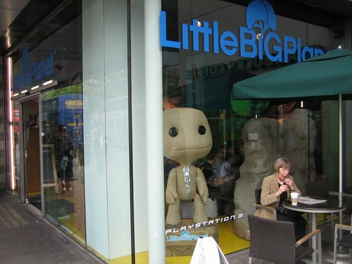 LBP Manchester Pop Up Shop