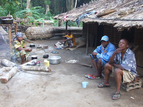 bushmeat buyers from Kasai