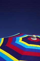 """scopello (zecaruso) Tags: sky italy italia estate cielo caruso polarizer colori ciccio trapani iride ombrellone nikonf601 polarizzatore flickrcolour castelluzzo colorphotoaward rubyphotographer """"nikonflickraward"""" colorsinourworld zecaruso cicciocaruso vipveryimportantphotos"""