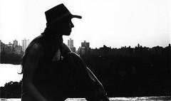 I'll take Manhattan (Mr Flikker) Tags: sanfrancisco newyorkcity sunset portrait blackandwhite music woman newyork hat silhouette dance theater tour apartment centralpark manhattan trix 5thavenue company highrise 70s predigital penthouse roofdeck fifthavenue 1970s seventies 1976 tumbleweed uppereastside consuelofaust