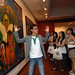 Explore Singapore!'s ambassador Mark Lee at Singapore Art Museum