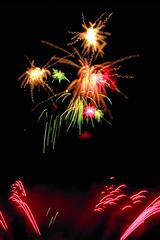 Red Flares (EpicFireworks) Tags: stars fireworks guyfawkes firework bonfire burst pyro 13g epic pyrotechnics