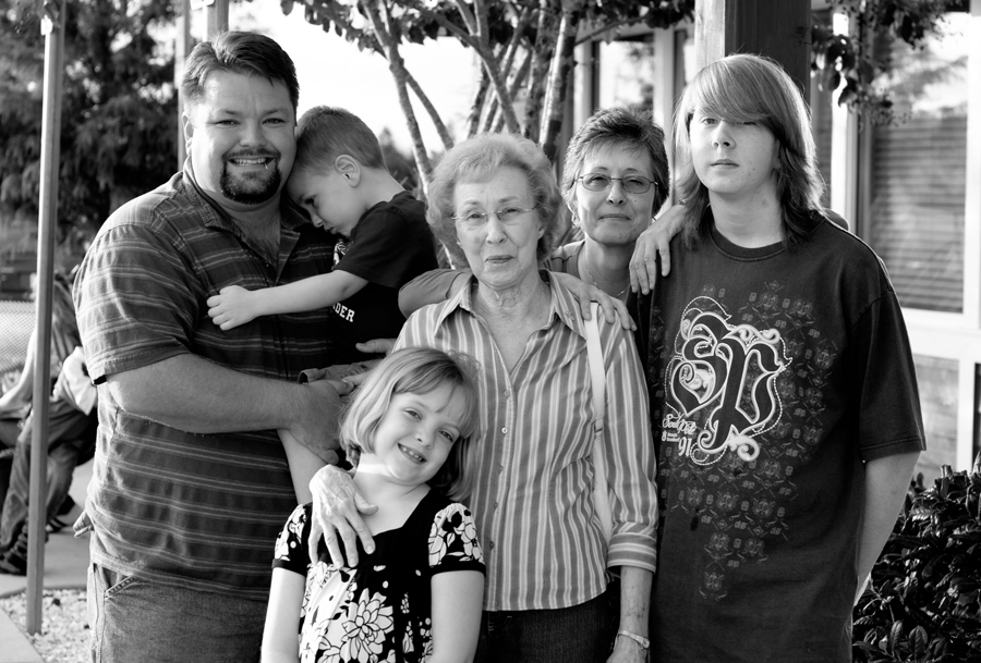 Nanny turns 81