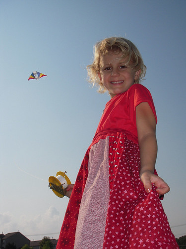 Ella the Kite Flyer