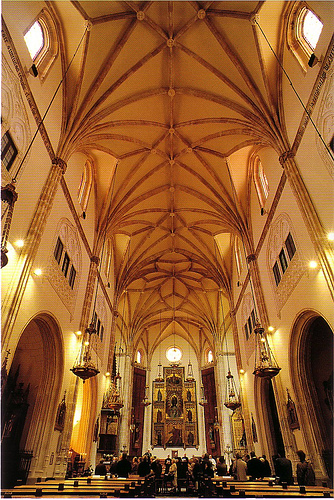 Iglesia y convento de San Jerónimo el Real,Madrid - Catedrales e Iglesias