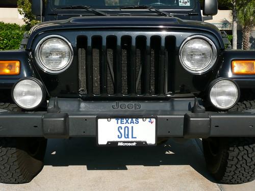 SQL Plate