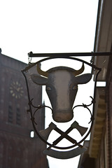 Vleeschhouwerij-6236 (Arie van Tilborg) Tags: maas brabant molen vestingstad jacobavanbeieren martinuskerk woudrichem nooitgedagt arievantilborg tlbdemonnl avantilborg