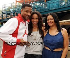 ciara & her parents