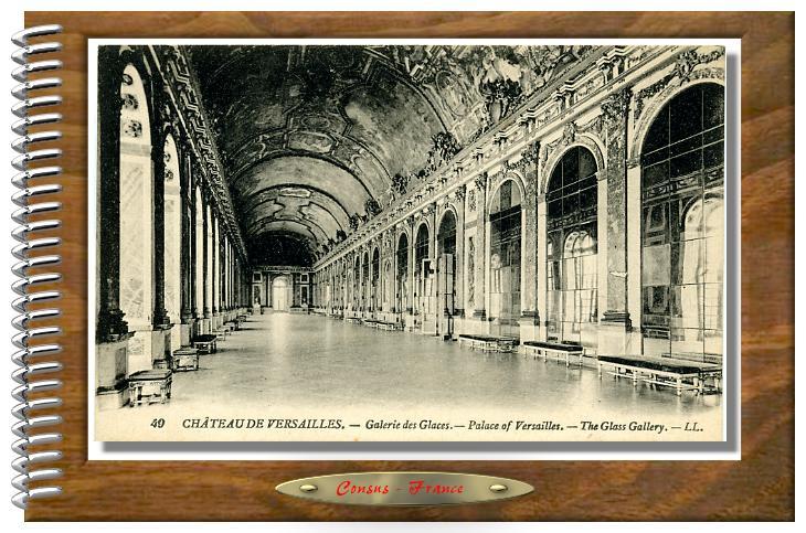 49 - VERSAILLES - Galerie des Glaces