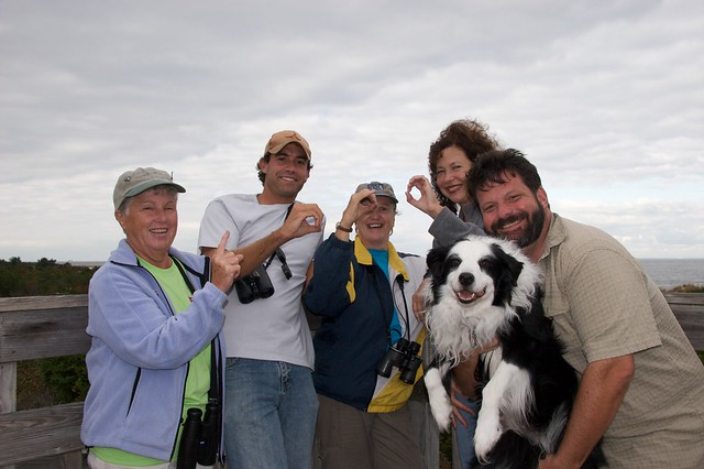 1000+ raptor day at Cape Henlopen hawk watch