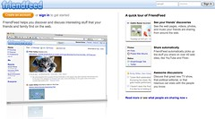 Web 2.0: Microblogging - FriendFeed