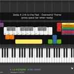 juego musical Synthesia