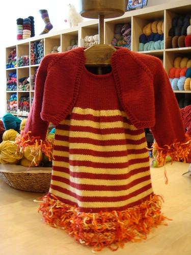 Wiggle Dress & Bolero
