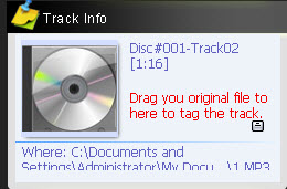 Windows Media Player, WinAMP, Rhapsody burn audio CD