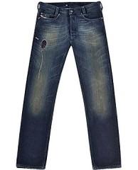 Фото 1 - Грязные джинсы от Diesel