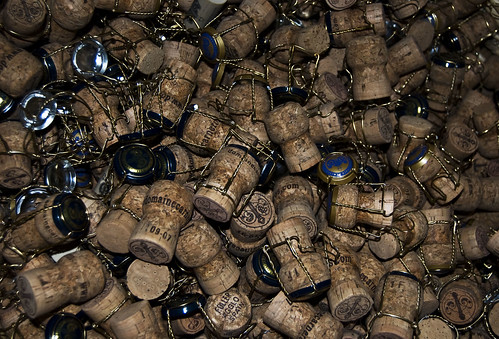 Domaine Carneros corks