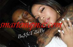 lil waynes baby mother
