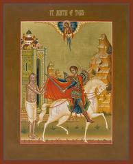 St Martin of Tours