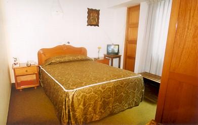 Matrimonial Room Casablanca Hotel cusco