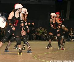 texas.rockey-45 (shooterstrychnine) Tags: girls austin texas rocky houston rollergirls denver western 2008 derby 08 regionals moutnain wftda regiona