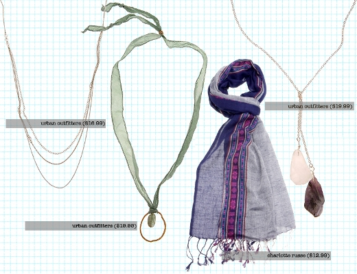 scarves&necklaces