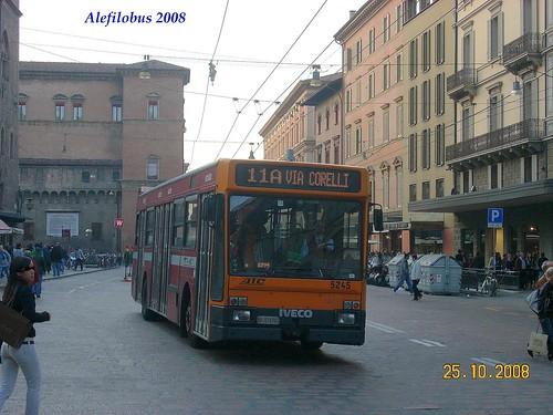 Bologna: Iveco n°5245 - linea 11A